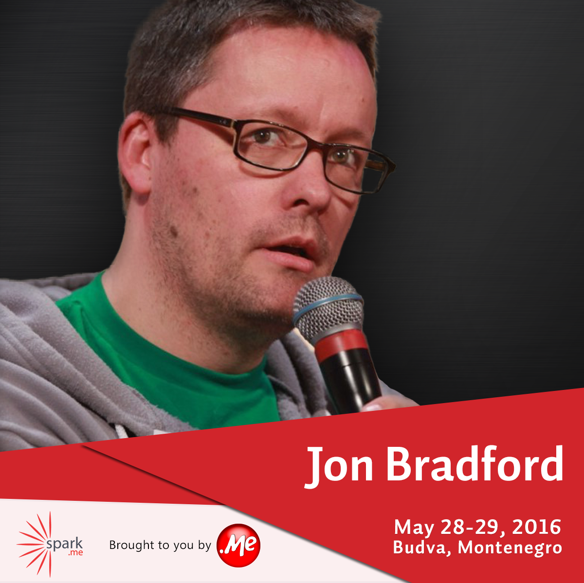 And we have the first confirmed speaker for #SparkMe 2016! The one and only @jd. #startups https://t.co/YuYMDNnJZR https://t.co/3Q1a36UglQ