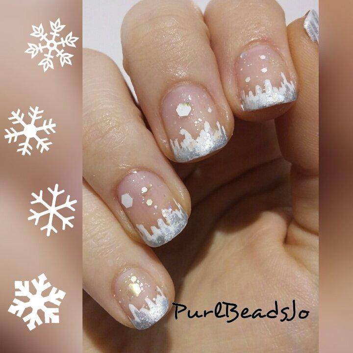 Jbot Jo Southall On Twitter Tonights Festive Nails Winter