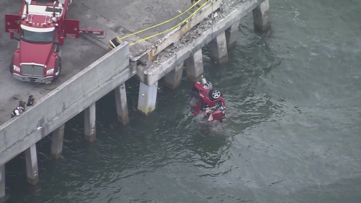 Richard k mccrocklin 52 of eustis id 39 s as man who drove for Sunshine skyway fishing pier