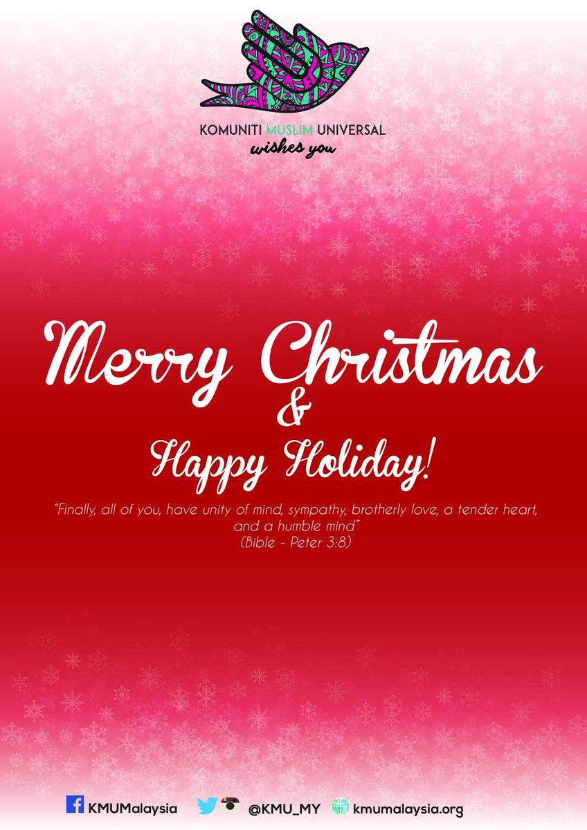 Kmu My On Twitter Komuniti Muslim Universal Wishes You Happy