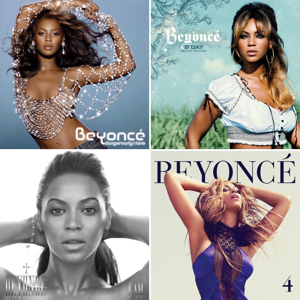 #BestBlackAlbumCovers Beyoncé's; she carries them by her beauty alone. (Also, the liner art for self-titled is