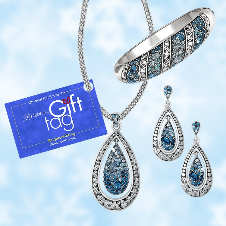 Til 12/25 tag a BFF w/this post & u could both win Crystal Voyage sets. O what fun it is to share a #BrightonGiftTag https://t.co/sS2deM6NIx