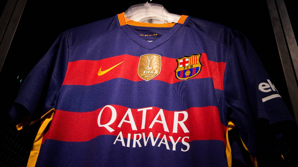 best sneakers 8f092 a4d57 mesqueunclub.gr: Picture: Barcelona shirt with Club World ...