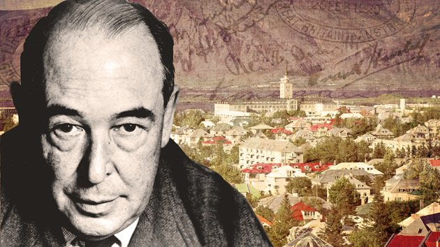 C.S. Lewis Was a Secret Government Agent https://t.co/dOhPH35pik https://t.co/85SARlHeLK