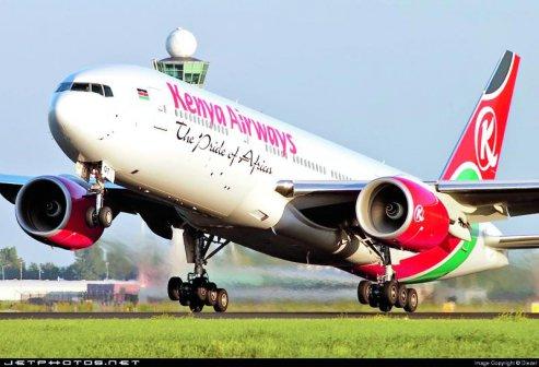 Kenya airways tops agenda for new transport ps wilson irungu
