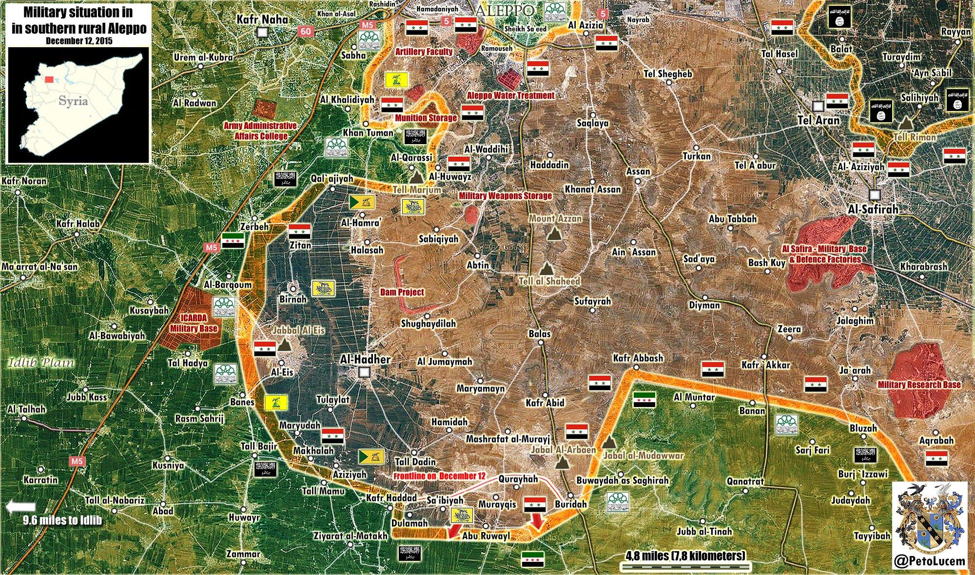 Syrian Civil War: News #4 - Page 38 CWB3tA5WwAAihYy