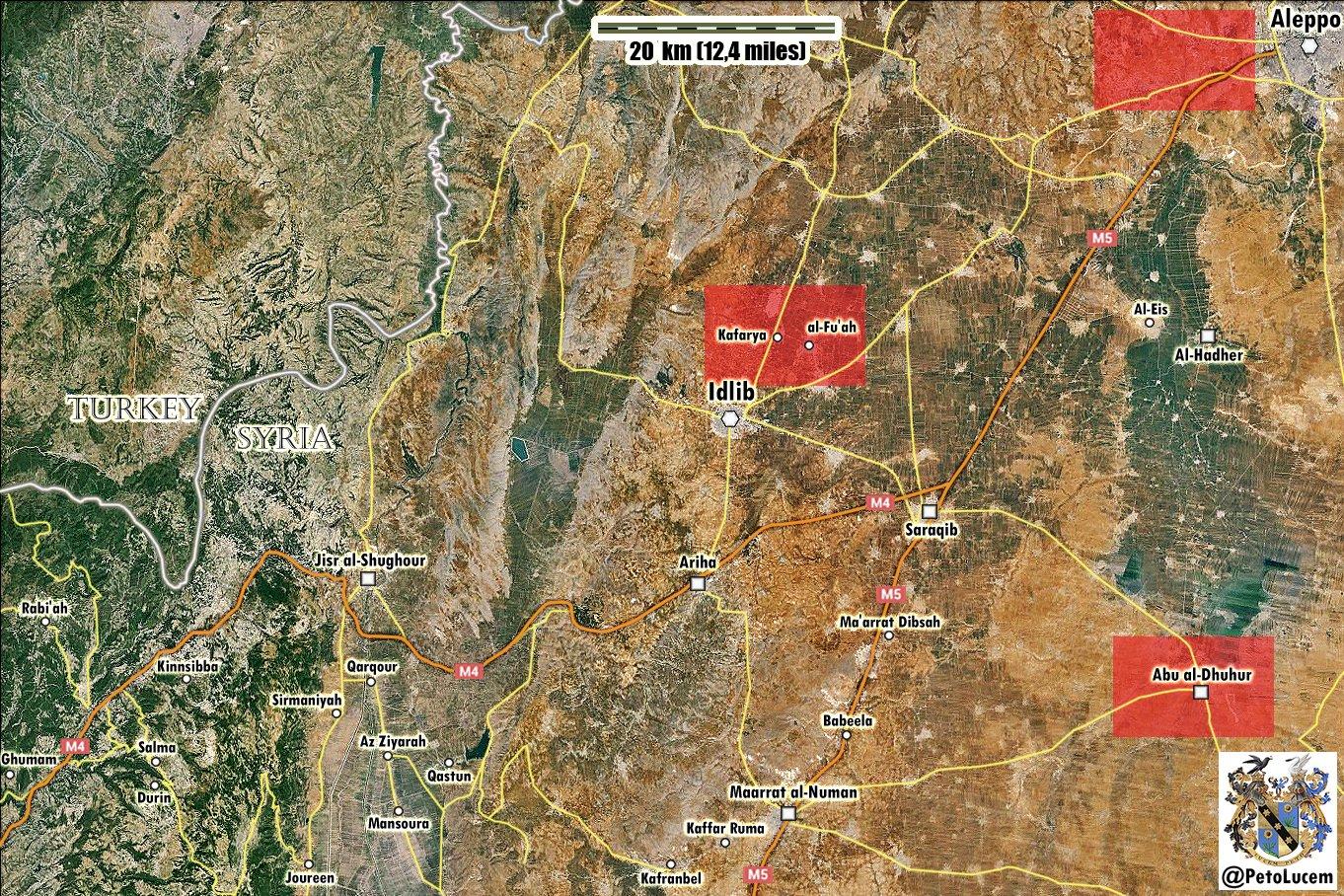 Syrian Civil War: News #4 - Page 38 CWB8dr1WoAAJ9G1