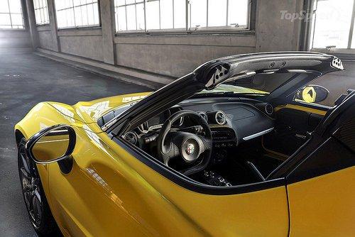 Foto Alfa Romeo 4C