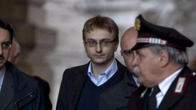 Alberto Stasi condannato a 16 mesi di prigione per l'omicidio di Chiara Poggi