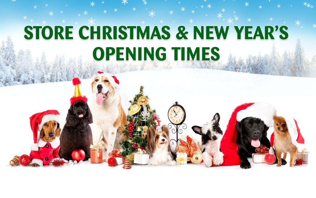 Pets at home on twitter our store christmas opening for At home christmas