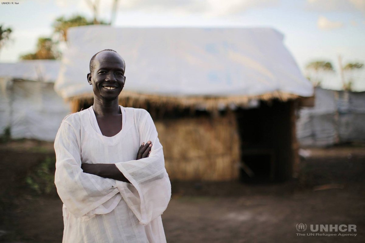 Unhcr Italia On Twitter Mi Ricorda La Mia Vecchia Casa In Sudan