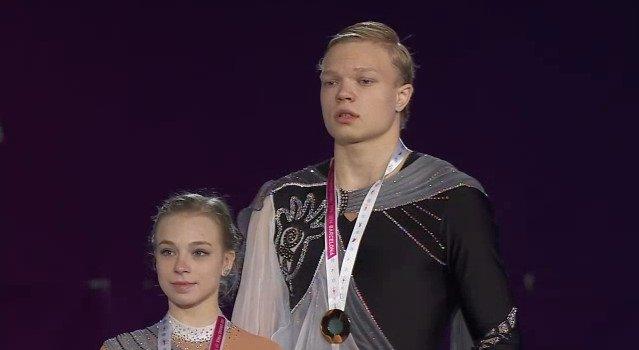 Екатерина Борисова-Дмитрий Сопот CWC1GycUYAATlJ4