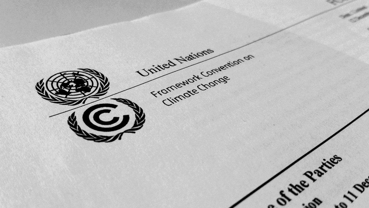 L'#AccordDeParis est adopté par consensus par l'ensemble des parties #COP21 #GoCOP21 https://t.co/uWc0Ga3NJk