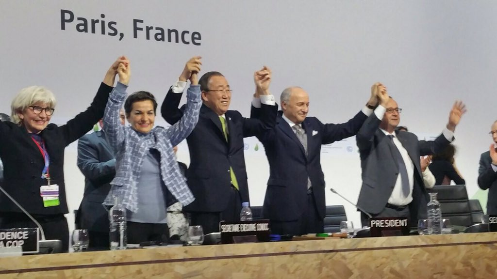 We must. We can. We did! #COP21 #ParisAgreement https://t.co/qGm7nF5yv1