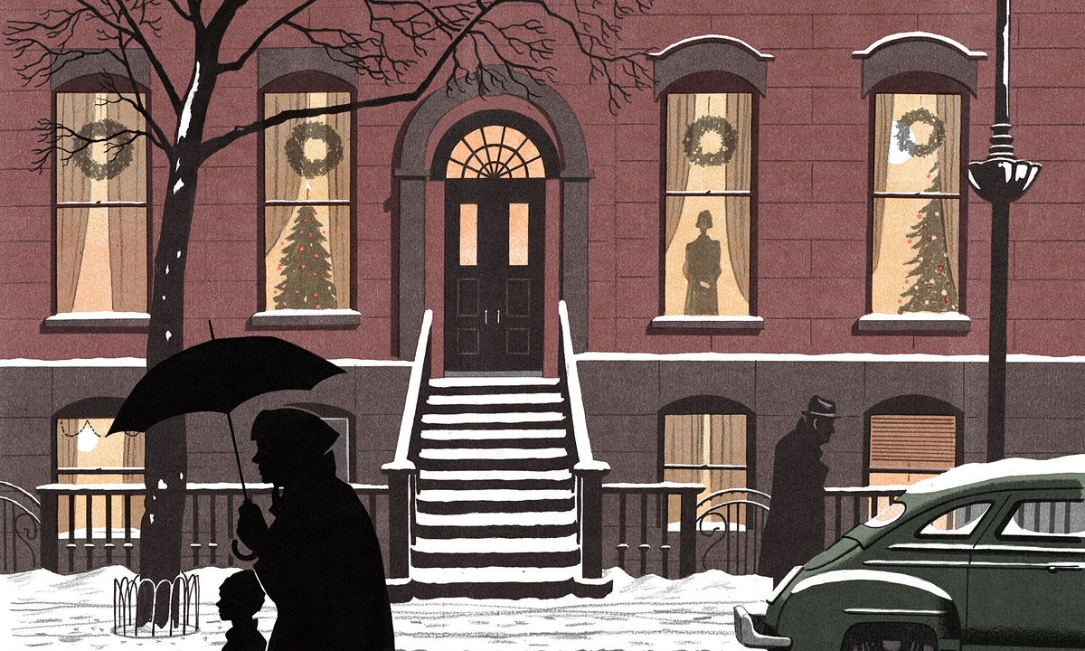 Harper Lee writes about her Christmas in New York in 1961: https://t.co/zoGR6bBmPT https://t.co/3A4a0AcTzf