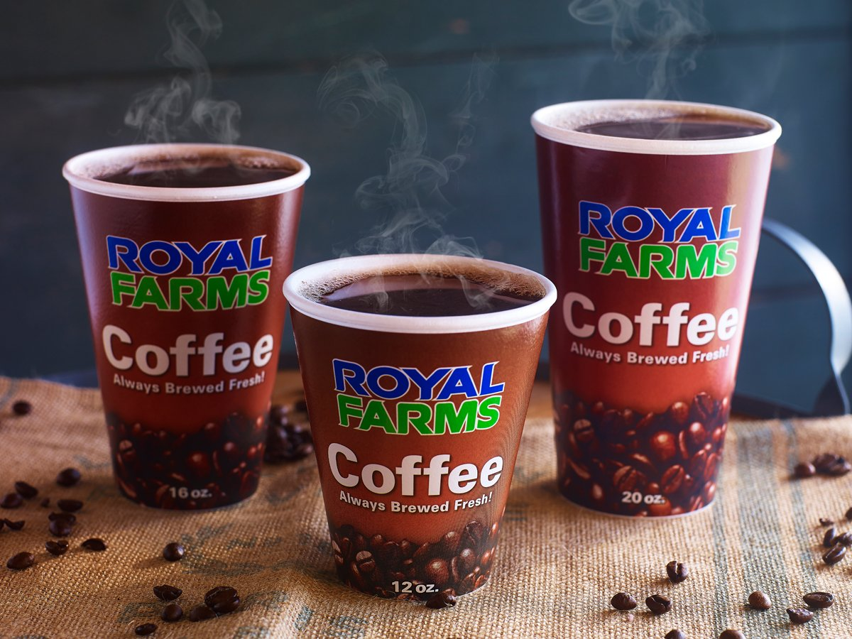 Royal Farms On Twitter Out Holiday Shopping Stop By Royal Farms To Refuel With A Delicious Cup Of Coffee Https T Co Sriedxnl99