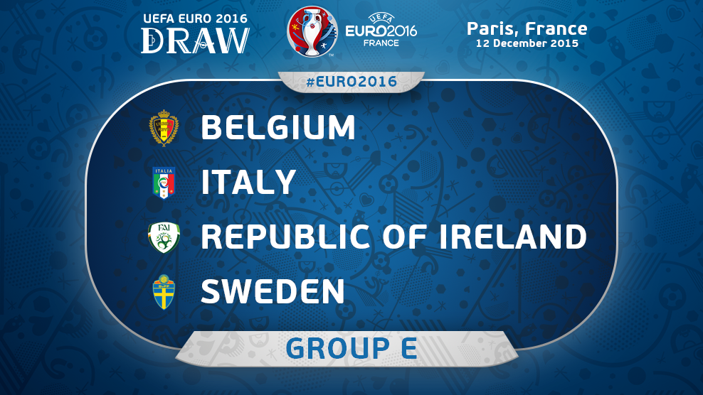 Calendario Uefa Nations League.Uefa Nations League On Twitter Euro2016 Group E Https T Co
