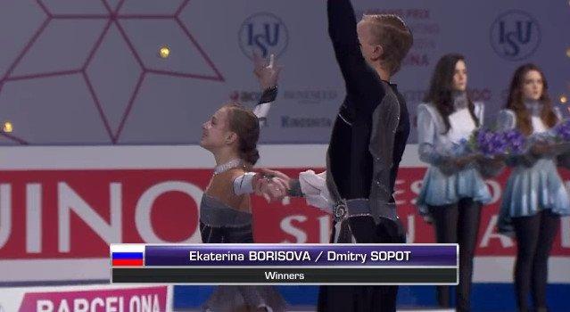 Екатерина Борисова-Дмитрий Сопот CWCzkCDUYAE3rj7