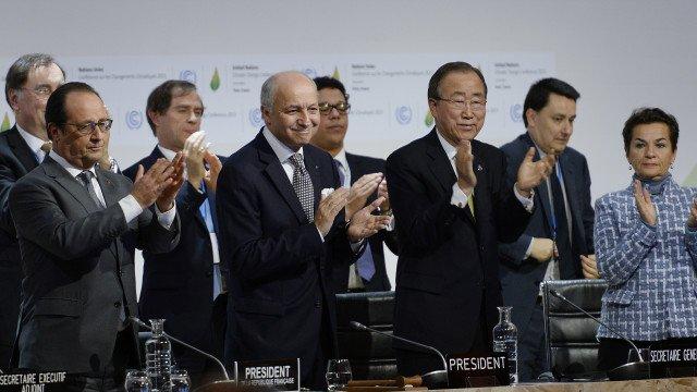Storico accordo sul Clima al vertice di Parigi