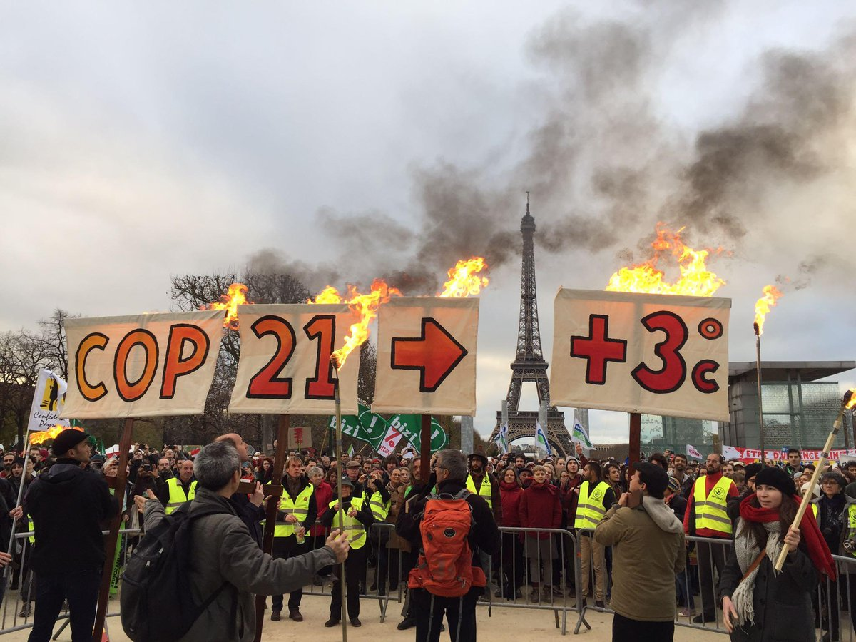 Thumbnail for #COP21 Update 8: Last Days of Rome