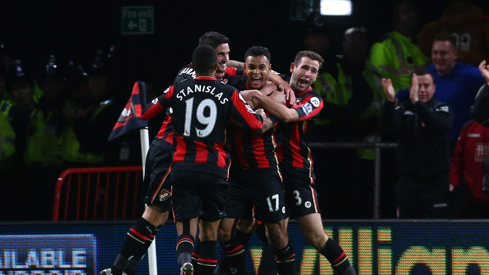 Video: AFC Bournemouth vs Manchester United