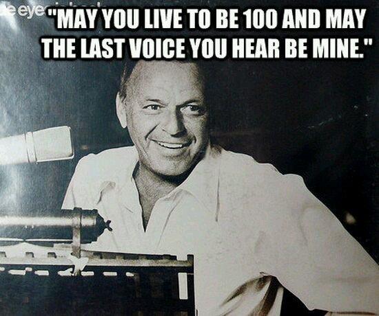"Sinatra Quotes: SiriusXM On Twitter: ""Happy Birthday, Frank Sinatra! Ol"