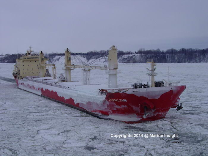 Effects Of Ice Accretion On Ship Stability https://t.co/xvD5hEtW5q https://t.co/Jn21HFEg8L