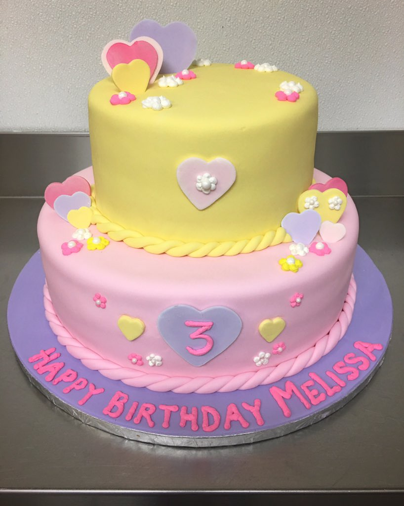 Serano Bakery On Twitter A Special Cake For A Special Little Girl