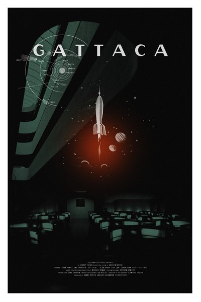 gattaca a philosophical analysis Philosophical movies list share gattaca related philosophical questions: eugenics matrix: a philosophical analysis june 4, 2012.