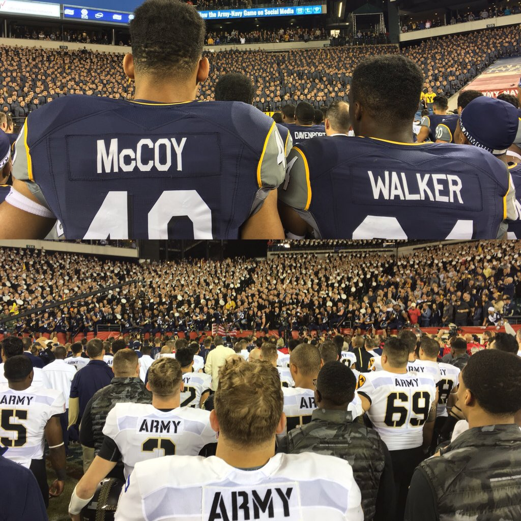 Image result for army navy alma mater tradition