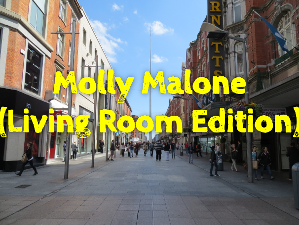 Molly Malone - Living Room Edition