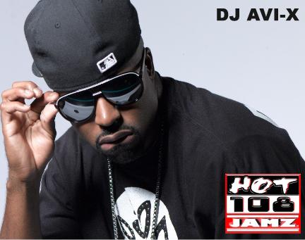 DJ AVI-X is now in the mix on Hot 108 Jamz https://t.co/NrOprcPR7z https://t.co/JDI85TH8WX