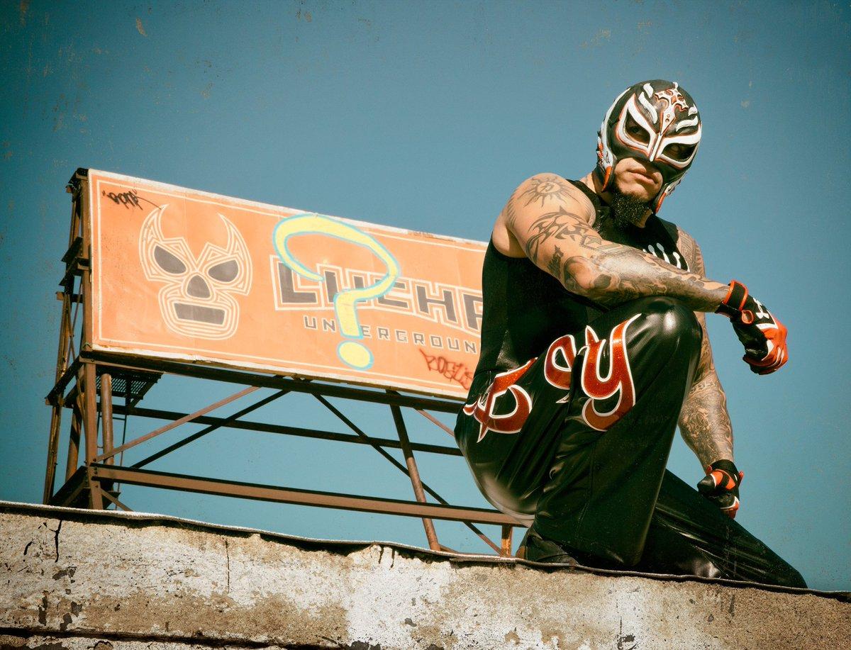 Рей Мистерио и Lucha Underground