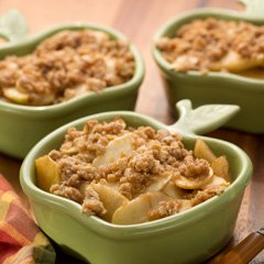 They will come running for @CountryCrock Apple Crisp! #sk #ad #EverydayGoodness Recipe: https://t.co/aQaEEV9gFI. https://t.co/L47csSB1W1