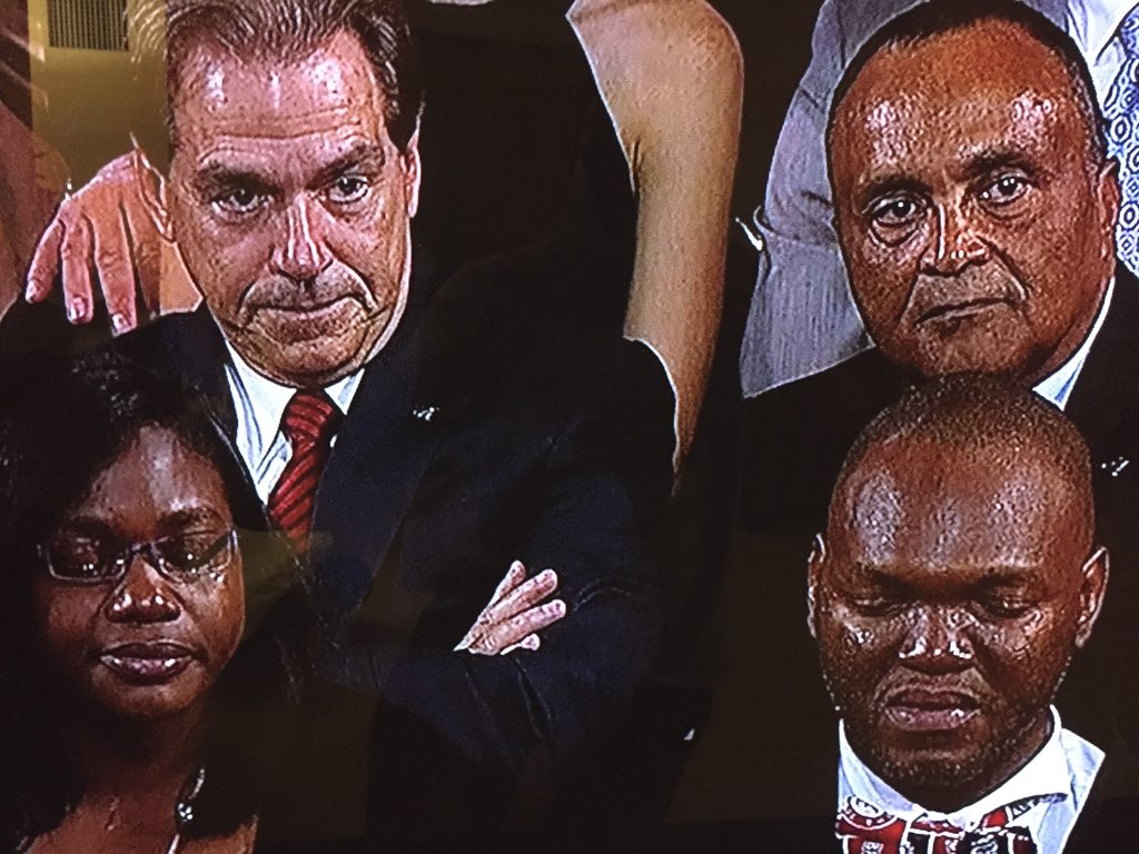 When nobody told you Black church is all day https://t.co/ooHFpqnULe
