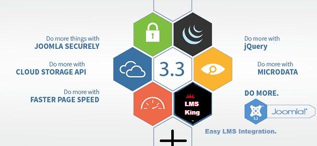 Joomla web platform