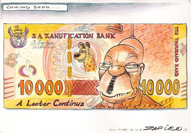 Zapiro : The future of the South African Rand? - https://t.co/a3zJcfSvoB https://t.co/a42GeNiIbz