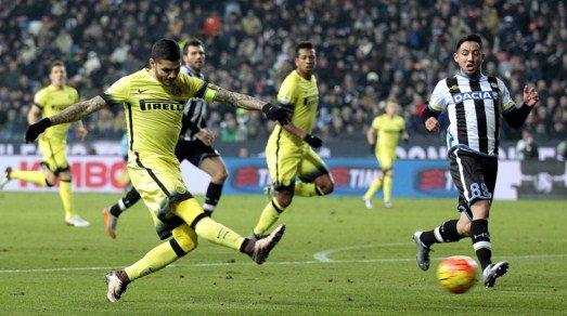 Streaming INTER UDINESE Gratis Rojadirecta, vedere Diretta Calcio LIVE TV Oggi sabato 23 04 2016