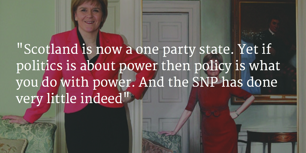 And our most read piece of 2015: The #SNP has failed Scotland https://t.co/SJLr3hm0sU #Holyrood https://t.co/TAJqwGTwrJ