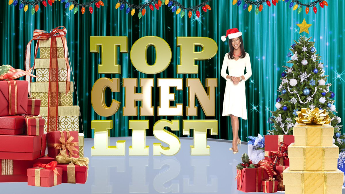 LAST DAY to retweet for a chance to win ALL TEN of @TheTalkCBS' Annual Top Chen Gift Picks! https://t.co/6u57FlWlgV https://t.co/GYV8Ca5JAL