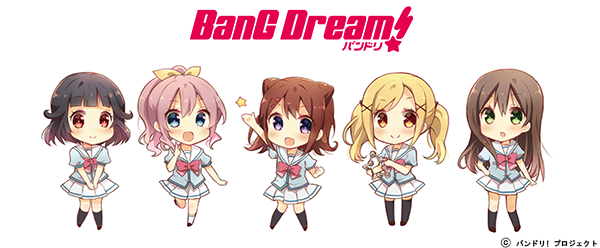Resultado de imagen para BanG Dream