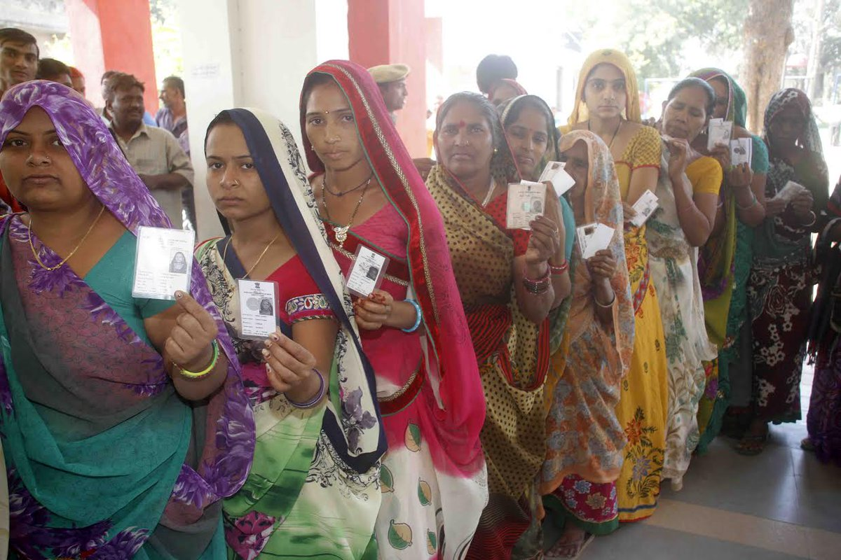 On Gujarat Lok Sabha election 2019 turnout – pattern and possibilities