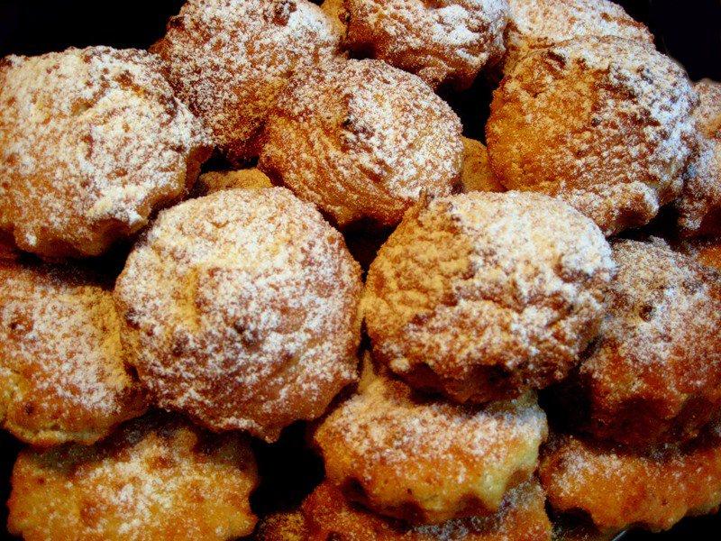 Кексы творожные рецепты с фото рецепт пошаговый