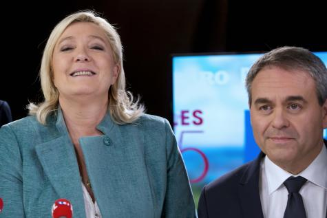 #RadioLondres Info @lesoir: le FN ne remporterait aucune région https://t.co/Rdl3UvBKIS https://t.co/3PDhLKbkHh