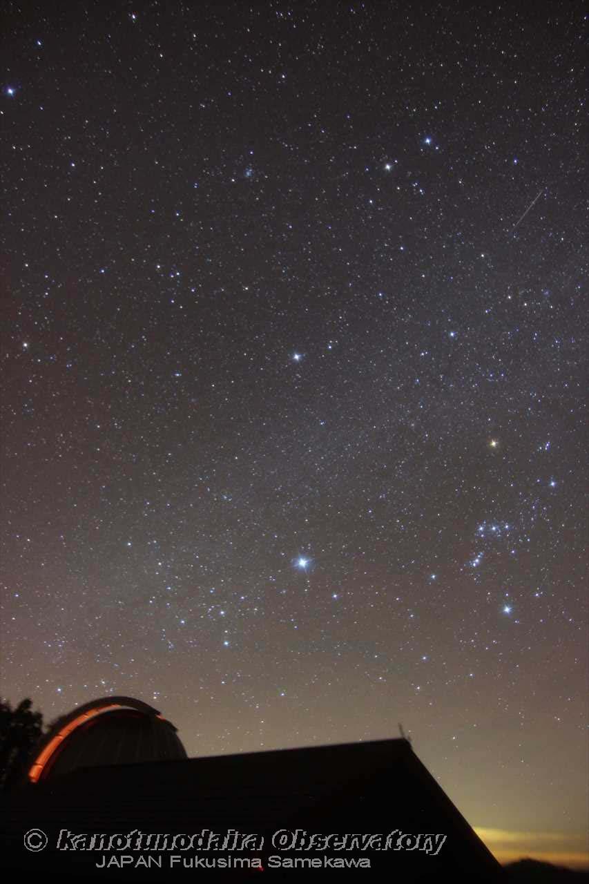 流れ星の日々