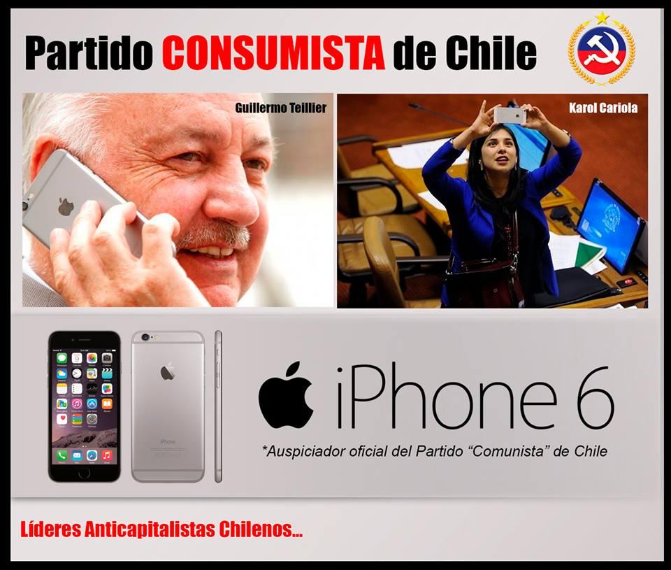 """Mario Cesar auf Twitter: """"@CoramPopulo yo también tengo un iphone, un mac y  trabajo en una multinacional y soy zurdo ????"""""""