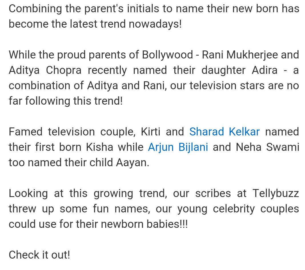 arjun purvi fan club on twitter https t co 2gy0drvclk fun baby