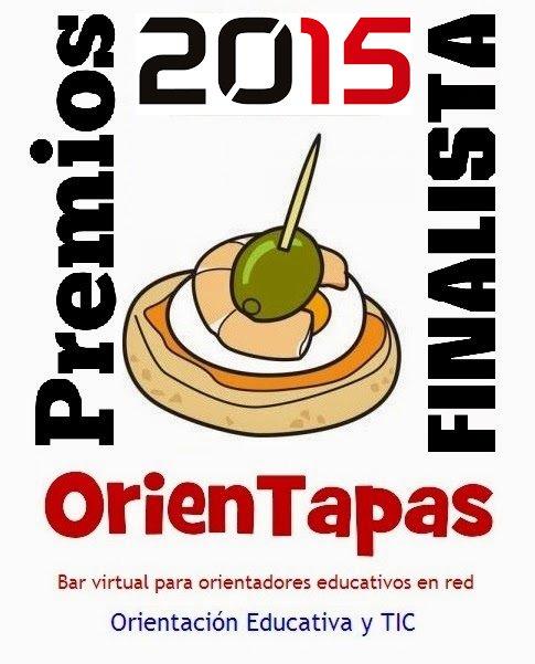 Un aplauso también para todos los finalistas y votantes en Premios OrienTapas 2015 de Orientación y TIC #orientachat https://t.co/v9BEO1Pcka