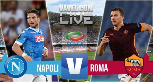 #live #diretta #NapoliRoma #Napoli #Roma #NAPROM #SerieA https://t.co/GYbsqgrQzB Napoli Roma in diretta live https://t.co/Zs6XWCk2dH