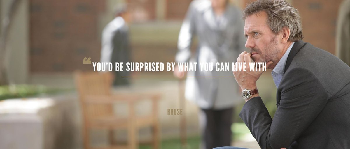 House, M.D. Quote